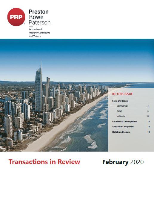 TIR February 2020
