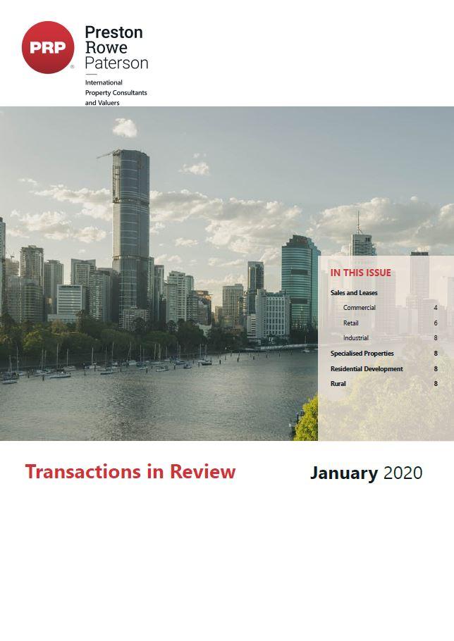 TIR January 2020