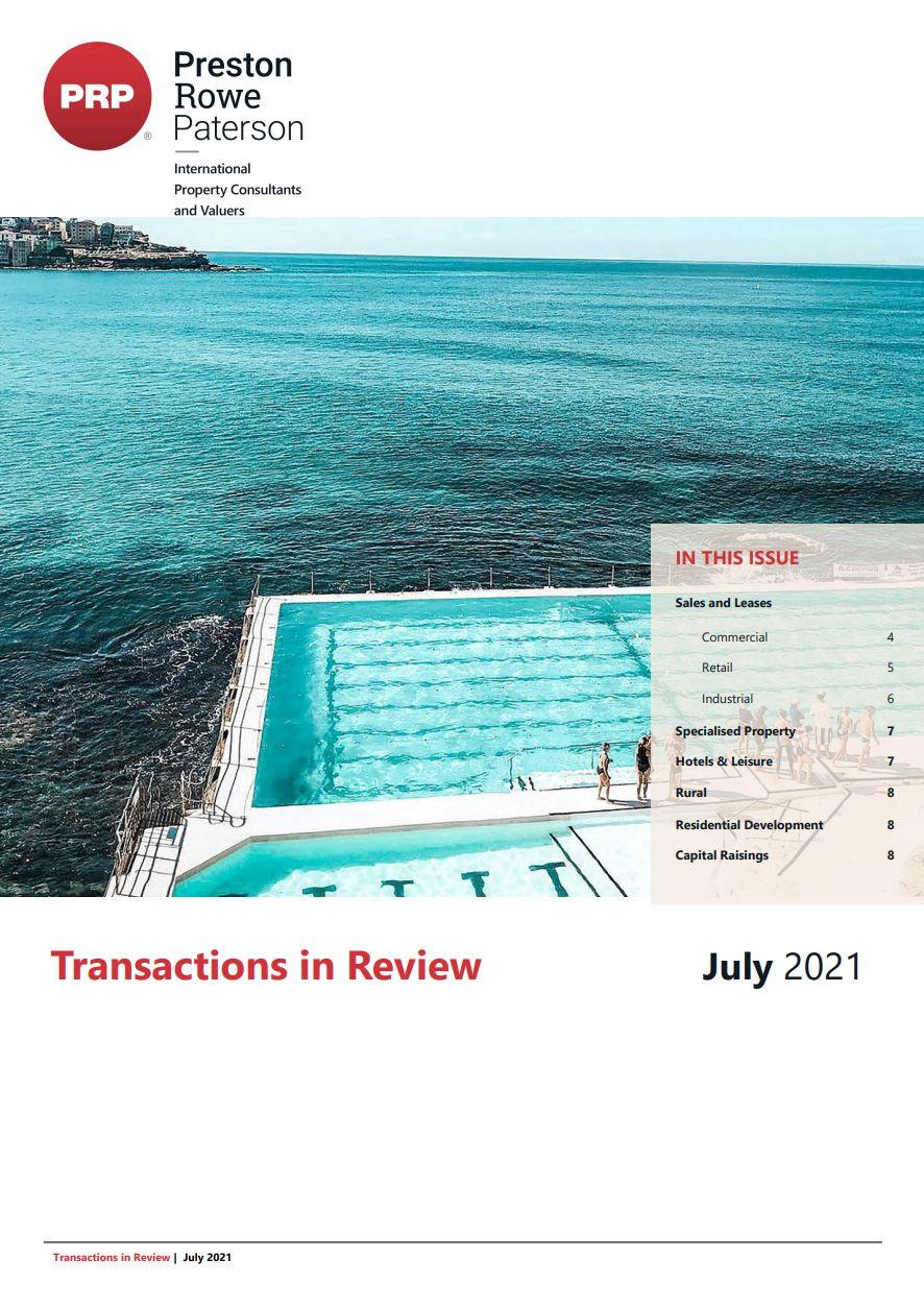 TIR July 2021