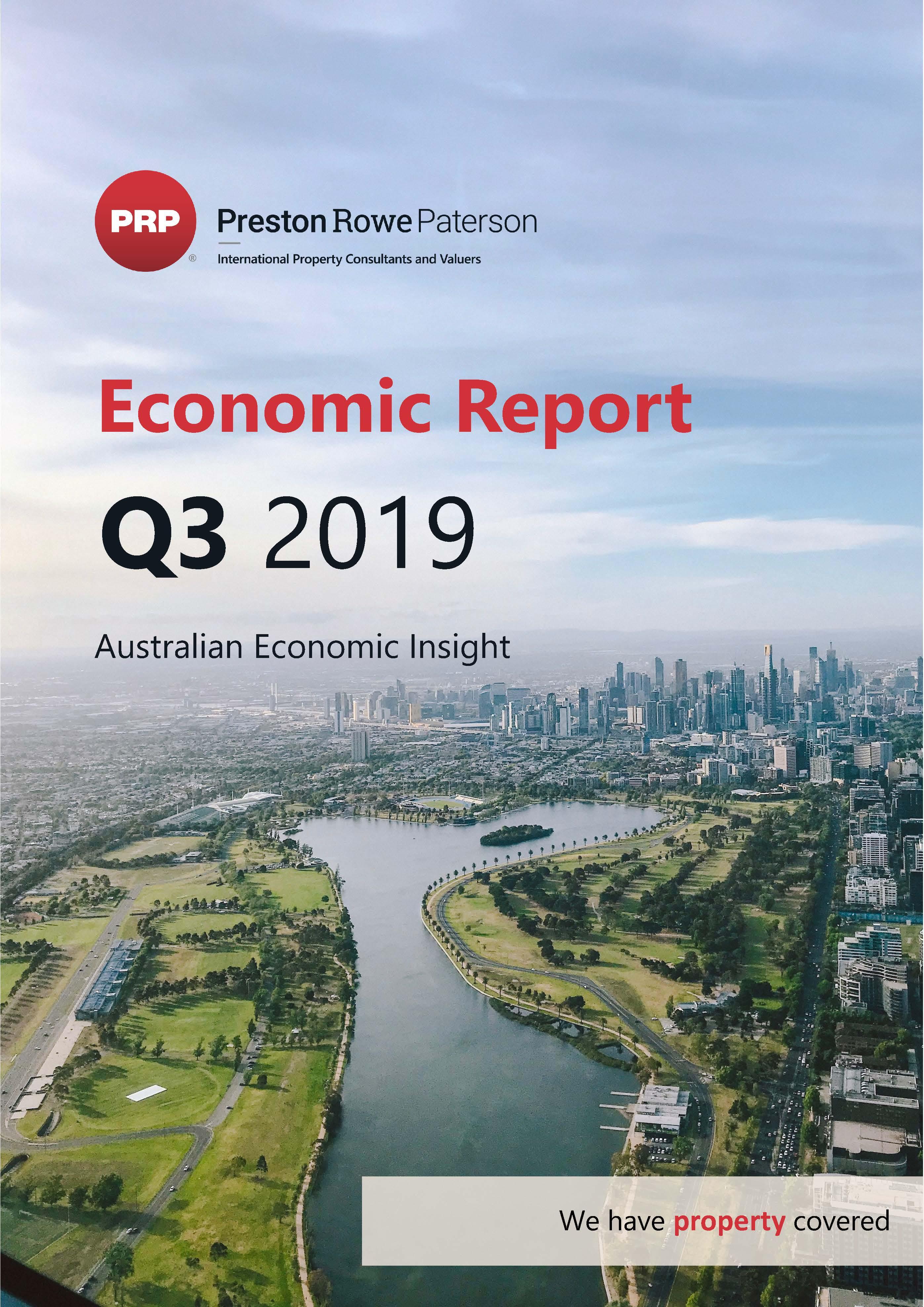 Economic Report - Q3 2019 - Australia