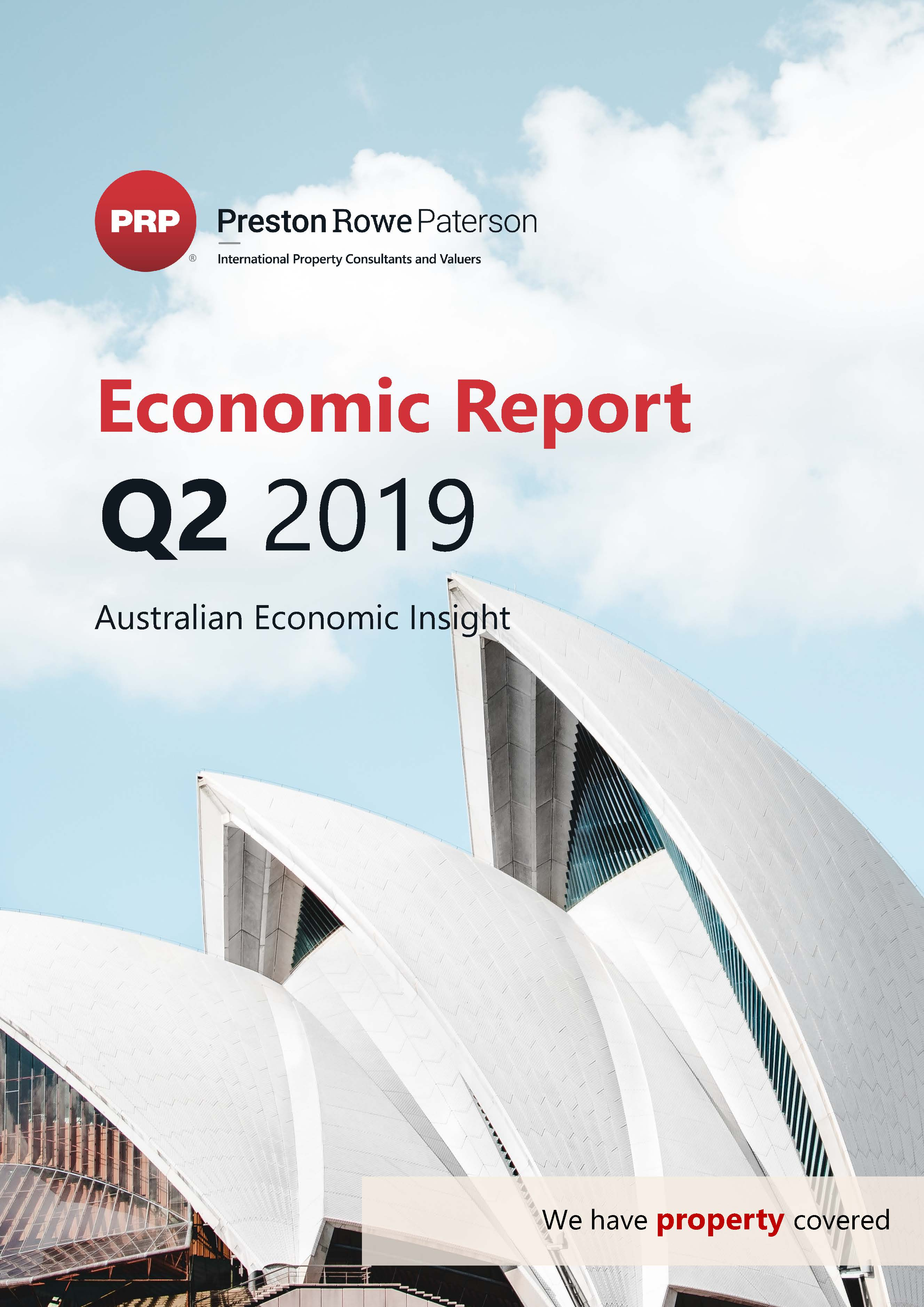 Economic Report - Quarter 2 2019 - Australia