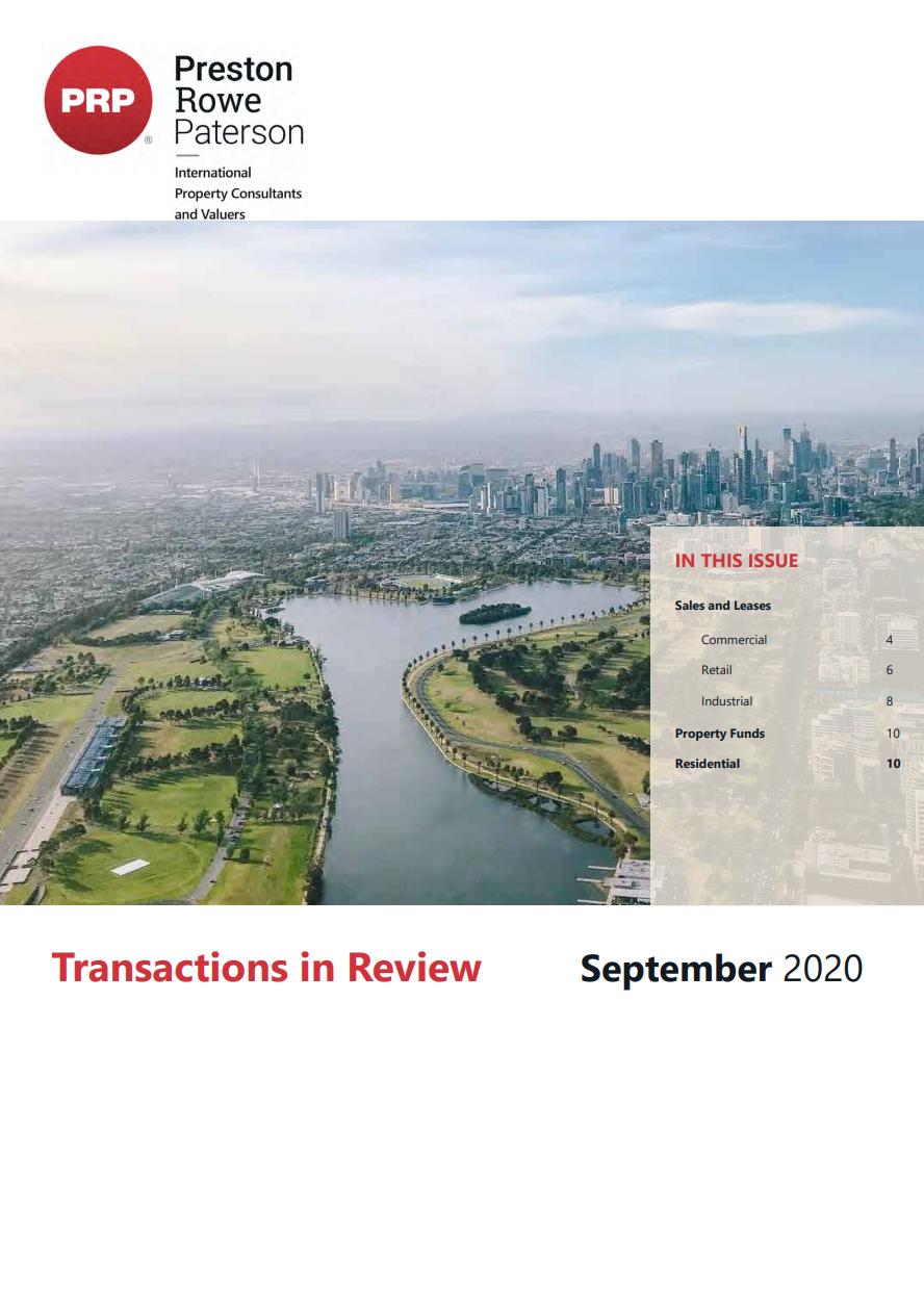 TIR September 2020
