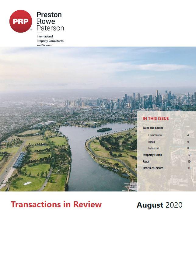 TIR August 2020