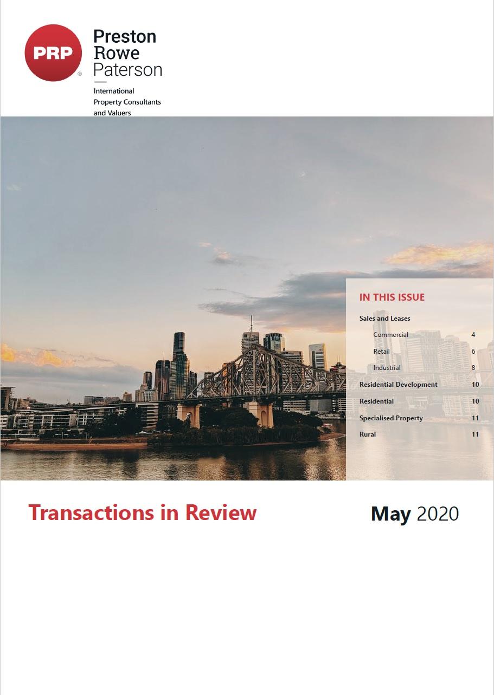 TIR May 2020