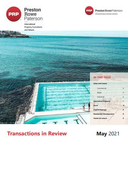 TIR May 2021