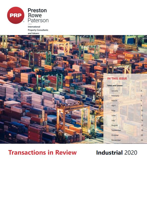 TIR Industrial 2020