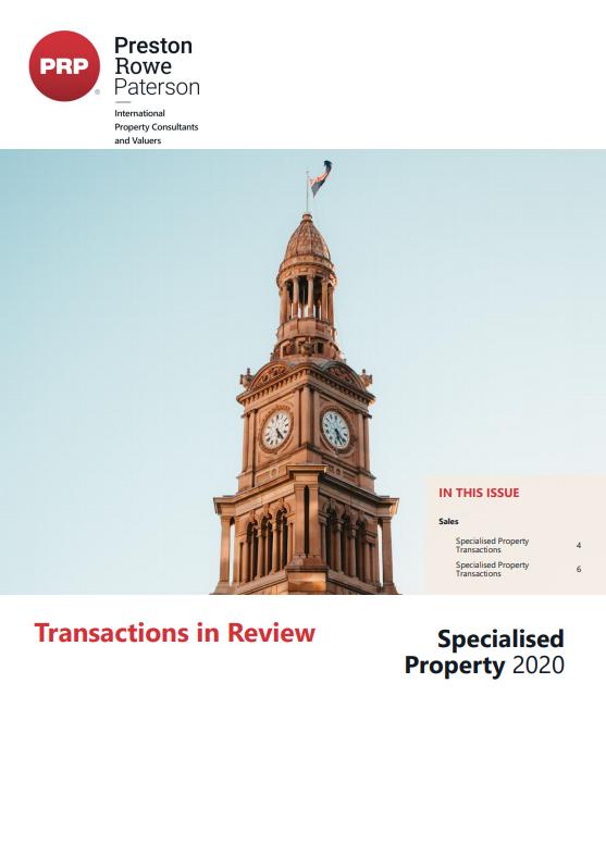 TIR Specialised Property 2020