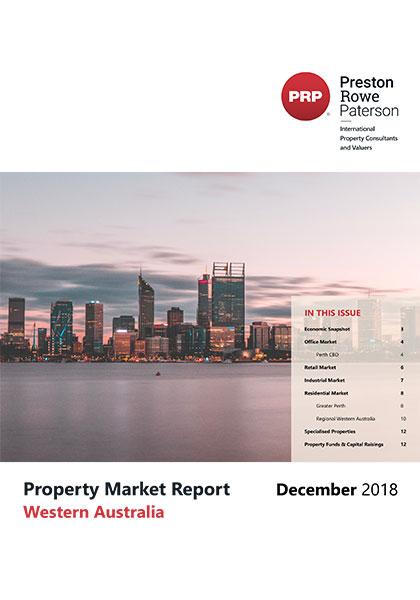 WA Property Market Report Dec 2018