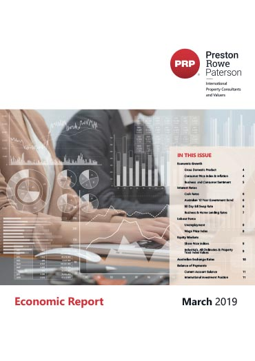 Economic Report March 2019