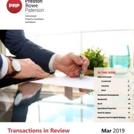 Transaction In review